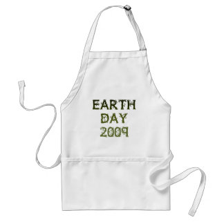 Earth Day 2009 Aprons