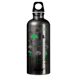 Earth Day 2012 Aluminum SIGG Traveller 0.6L Water Bottle