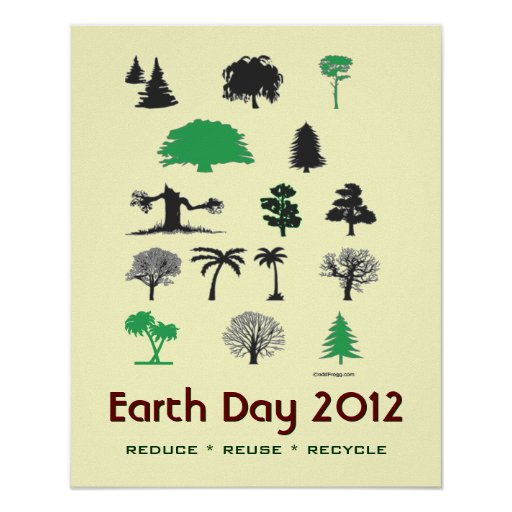 Earth Day 2012 Poster