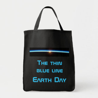 Earth Day 2012 - The thin blue Line