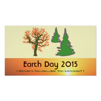 Earth Day 2015 Poster