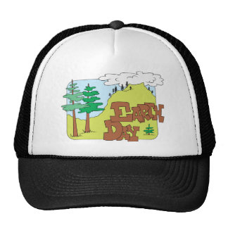 Earth Day (3) Hat