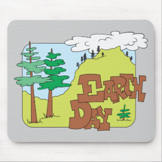 Earth Day 3 Mouse Pad
