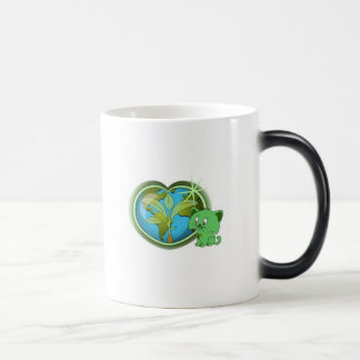 Earth Day and Blade Morphing Mug