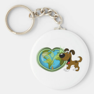 Earth Day and Boots Keychains