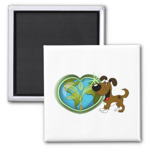 Earth Day and Boots Magnets