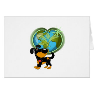 Earth Day and Bubba Card