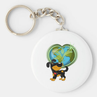 Earth Day and Bubba Keychains
