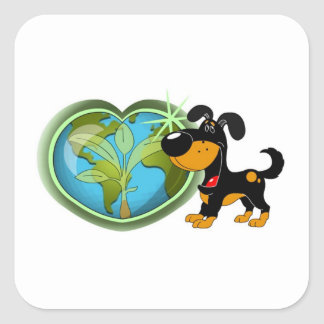 Earth Day and Bubba Stickers