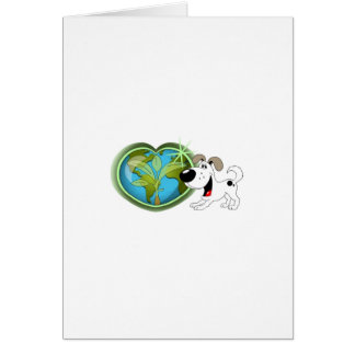 Earth Day and Cutie Card