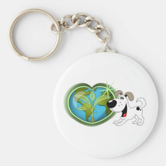 Earth Day and Cutie Key Chain