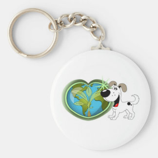 Earth Day and Cutie Keychain