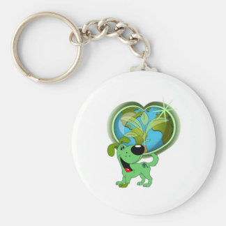 Earth Day and Leaf Key Chains