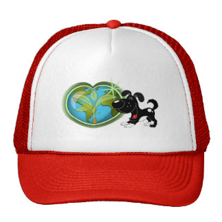 Earth Day and Shadow Cap