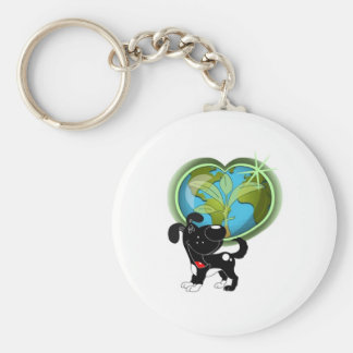 Earth Day and Shadow Key Chains