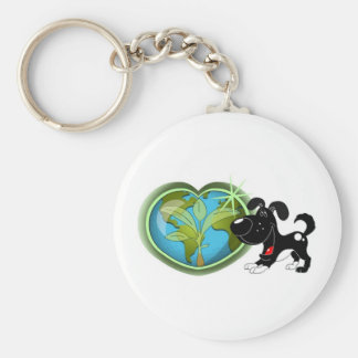 Earth Day and Shadow Keychains