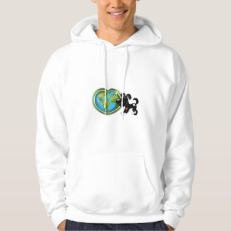 Earth Day and Shadow Sweatshirt