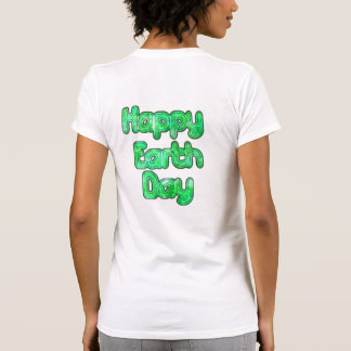Earth Day annual day network Tshirts