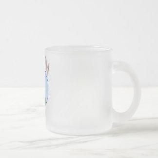 Earth Day Apparel Frosted Glass Coffee Mug