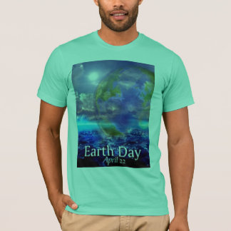 Earth Day April 22, 2008 T-Shirt