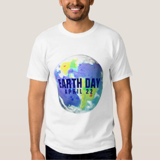 EARTH DAY APRIL 22 SHIRTS