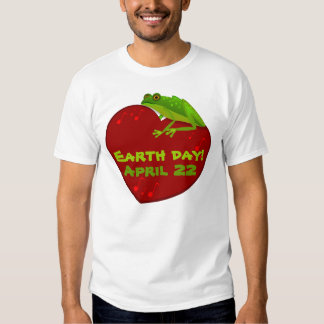 Earth day!, April 22 T Shirt