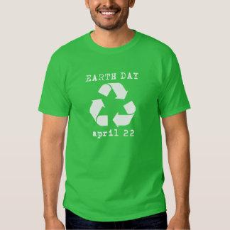 Earth Day April 22 Tee Shirt