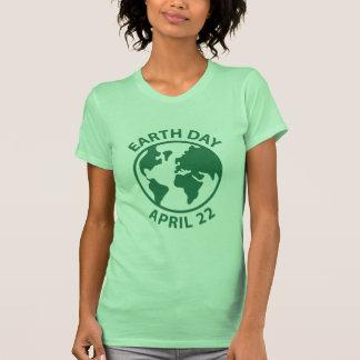 Earth Day, April 22 Tshirt