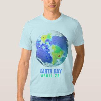 EARTH DAY APRIL 22 TSHIRTS