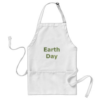 Earth Day Adult Apron
