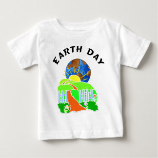Earth Day At Home Infant T-Shirt