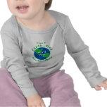 Earth Day Birthday T-shirts
