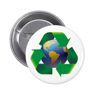 Earth Day! - Button