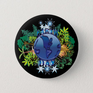 Earth Day Button | Earth Day Pin