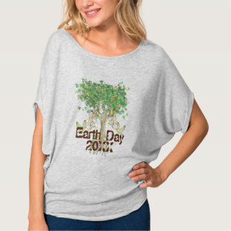 Earth Day Change to Current Year Shirt