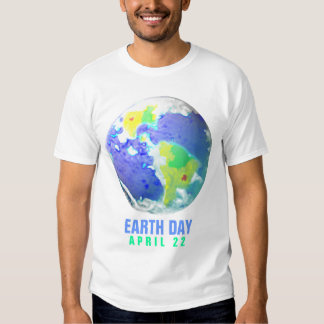EARTH DAY DAY ART 2010 APRIL 22 TSHIRTS