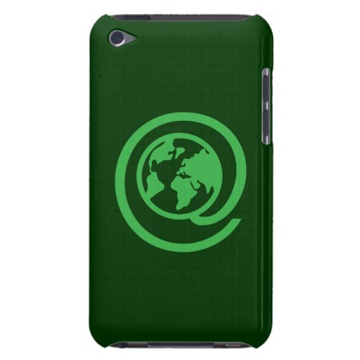 Earth Day, @earth iPod Touch Case