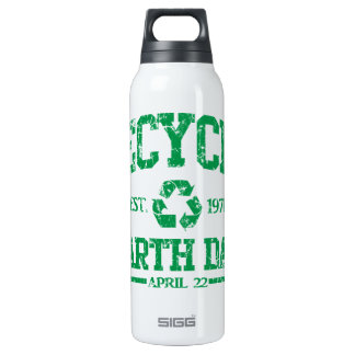 Earth Day Est 1970 Recycle