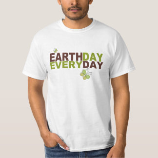 Earth Day Every Day Tees