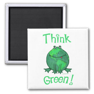 Earth Day Green Environment T-Shirts Magnet