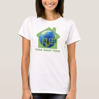 Earth Day House T-Shirt