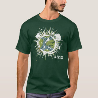 Earth Day III - for Dark Shirts