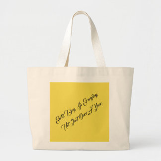 Earth Day Large Tote Bag