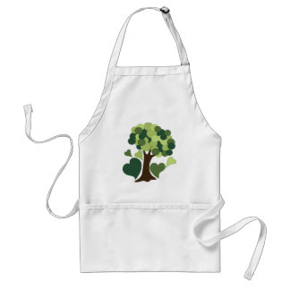 Earth Day Love Standard Apron
