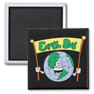 Earth Day Fridge Magnet