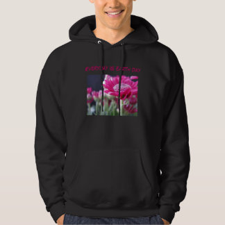 earth day mens hoodie