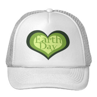 Earth Day Mesh Hats