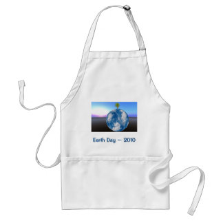 Earth Day Planet Apron