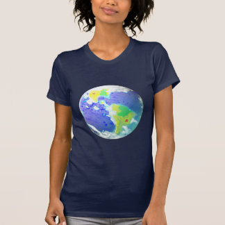 EARTH DAY PLANET ART APRIL 22 TEES