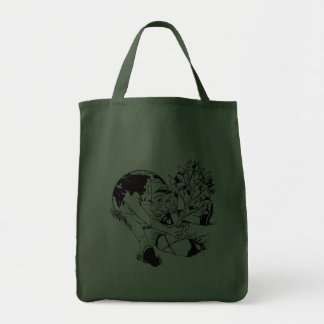 EARTH DAY - Plant a tree Canvas Bag